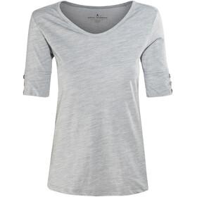 Royal Robbins Merinolux Kortærmet T-shirt Damer grå